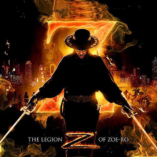The Legion of Zoe-ro de Gorilla Zoe