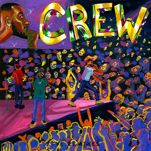 Crew (Remixes) by GoldLink