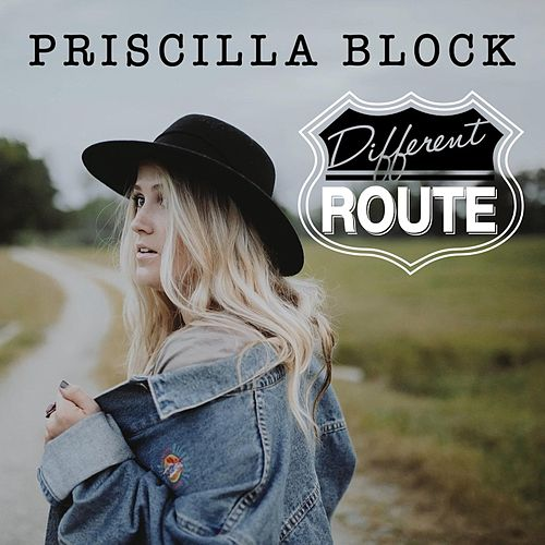 Different Route by Priscilla Block