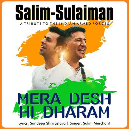 Mera Desh Hi Dharam - Single de Salim-Sulaiman