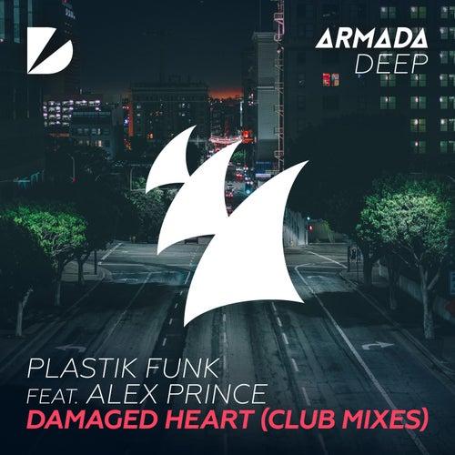 Damaged Heart (Club Mixes) by Plastik Funk