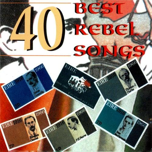 40 Best Rebel Songs de Various Artists
