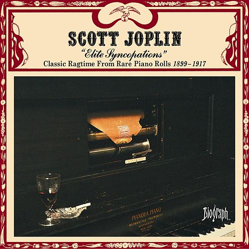 Elite Syncopations de Scott Joplin