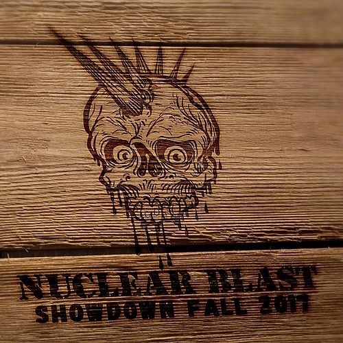 Nuclear Blast Showdown Fall 2017 by Various Artists