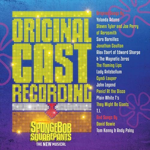 SpongeBob SquarePants, The New Musical (Original Cast Recording) de Various Artists