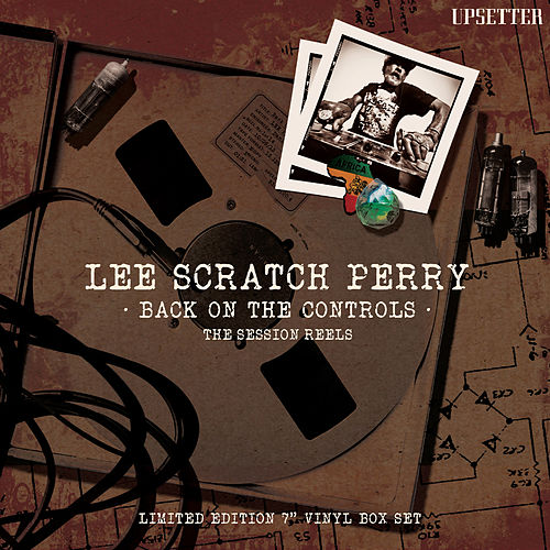 Back On the Controls - The Session Reels by Lee 'Scratch' Perry