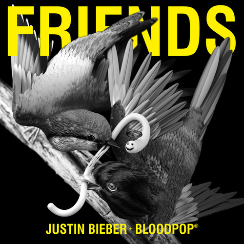 Friends von Justin Bieber & BloodPop®