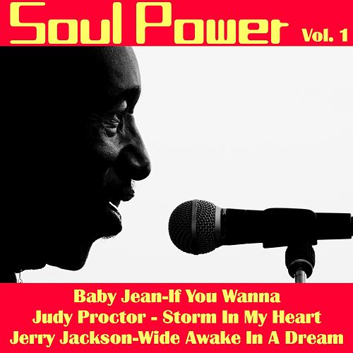 Soul Power, Vol. 1 by Various Artists