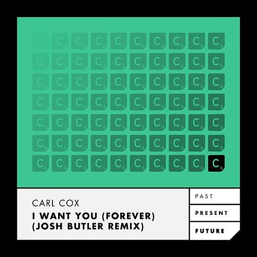 I Want You (Forever) (Josh Butler Remix) de Carl Cox