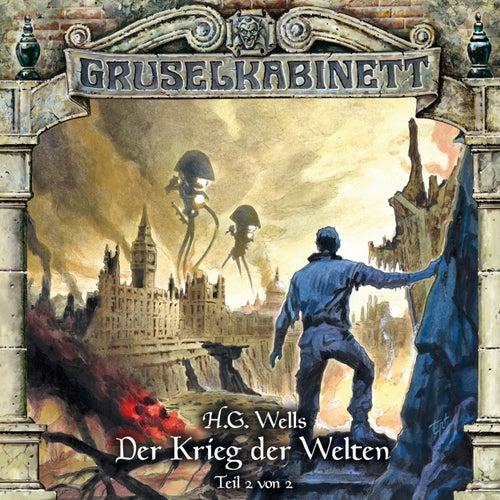 Folge 125: Der Krieg der Welten (Teil 2 von 2) by Gruselkabinett