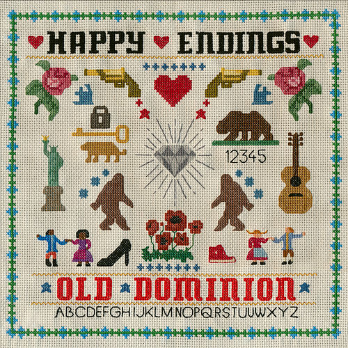Happy Endings de Old Dominion