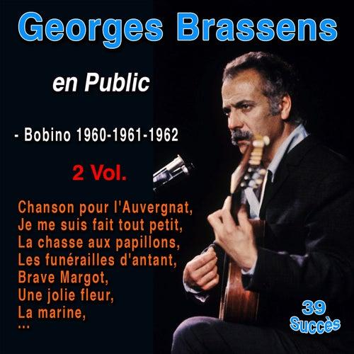 Georges Brassens (Live) (39 succès de 1960 - 1962) de Georges Brassens