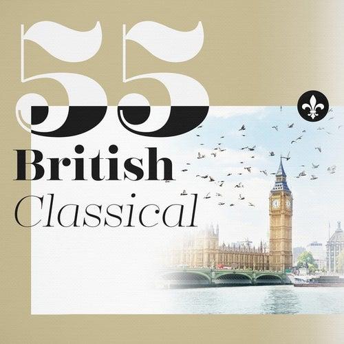 55 British Classical von Various Artists