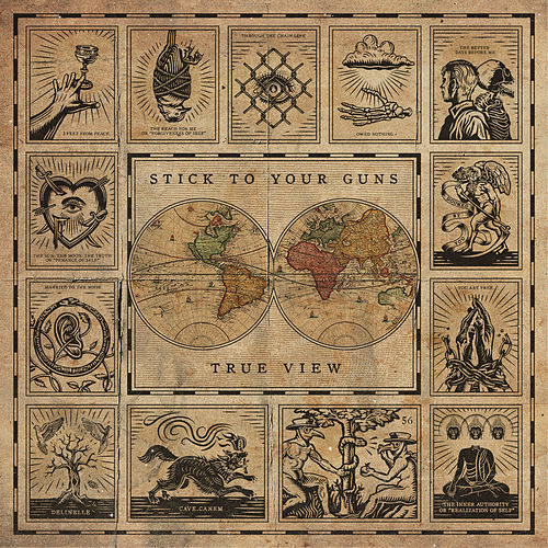 True View von Stick To Your Guns