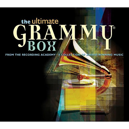 The Ultimate Grammy Box... by Various Artists