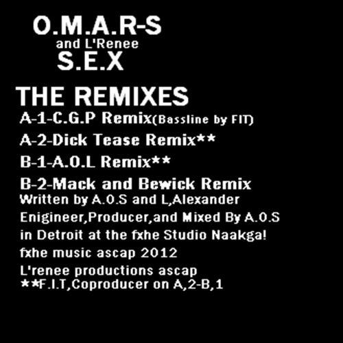 S.E.X - The Remixes von Omar S