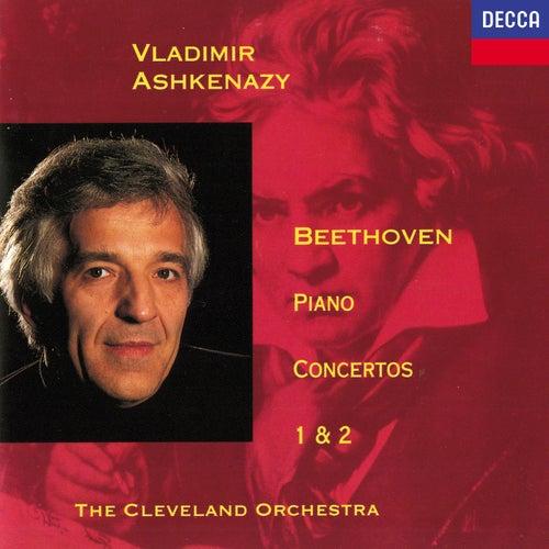 Beethoven: Piano Concertos Nos. 1 & 2 by Cleveland Orchestra