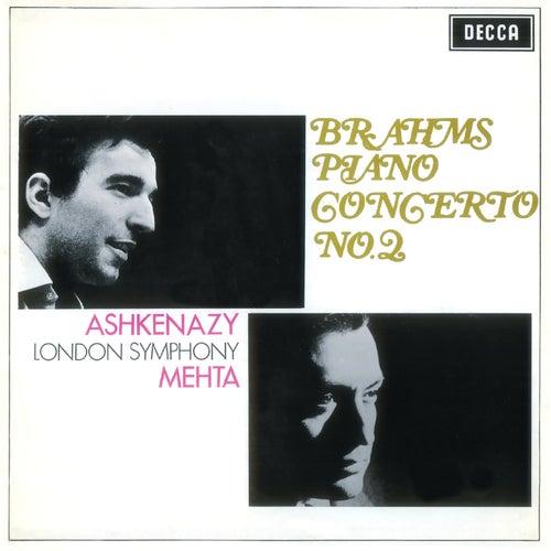 Brahms: Piano Concerto No.2 de Zubin Mehta