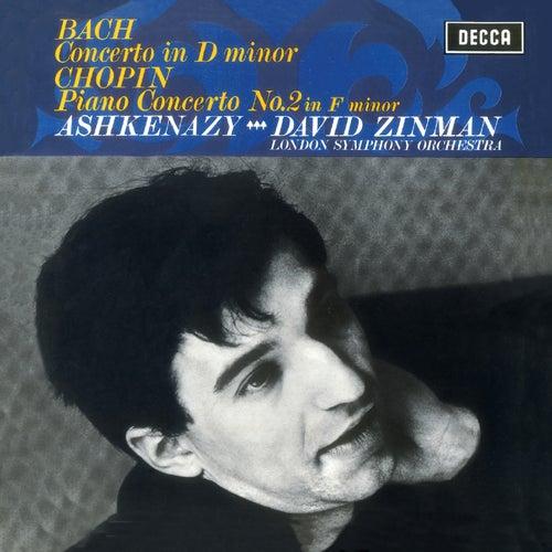 Bach: Piano Concerto in D Minor, BWV1052 / Chopin: Piano Concerto No.2 von David Zinman