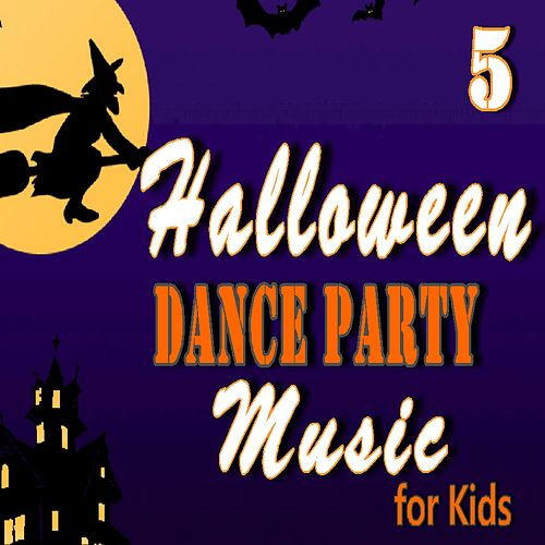 Halloween Dance Party Music  for Kids, Vol. 5 de Jason L. Smith