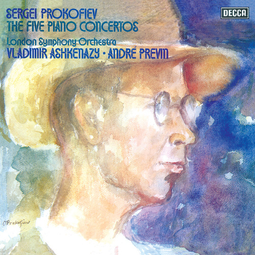 Prokofiev: Piano Concertos Nos. 1-5; Classical Symphony; Autumnal; Overture on Hebrew Themes von Various Artists
