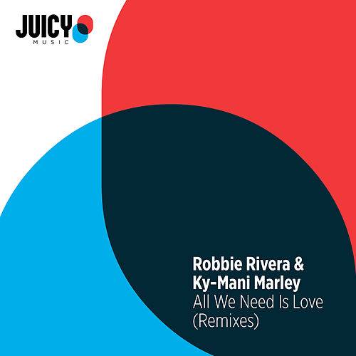 All We Need Is Love (Remixes) by Robbie Rivera