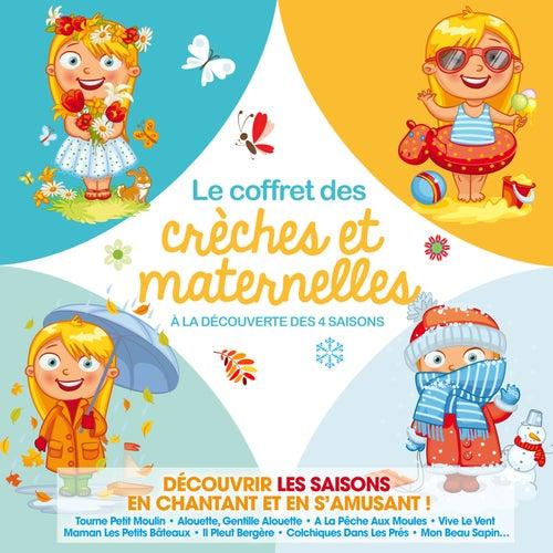 Le Coffret des Crèches & Maternelles - A la découverte des 4 Saisons by Various Artists