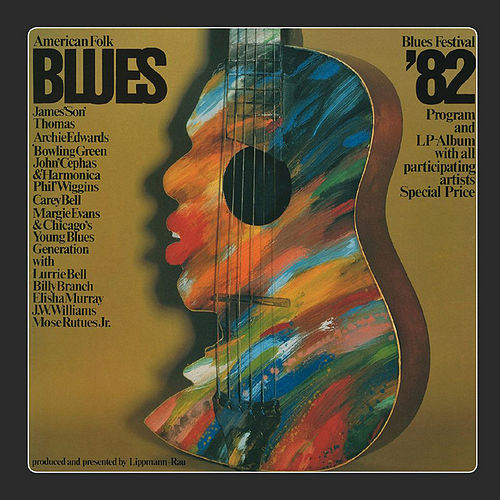 American Folk Blues Festival 1982 by Various Artists