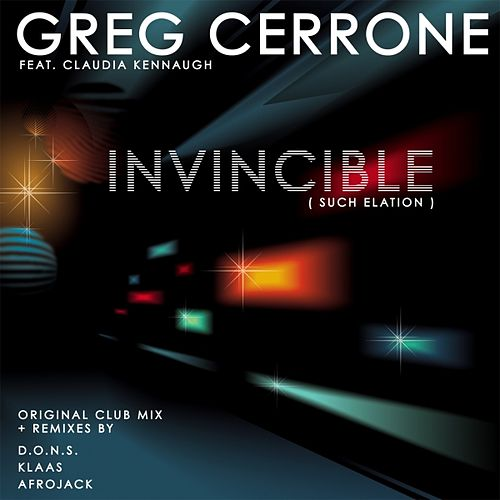 Invincible de Greg Cerrone