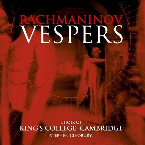Rachmaninov Vespers de Cambridge King's College Choir