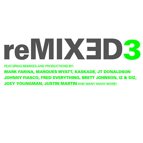 reMixed 3 de Various Artists