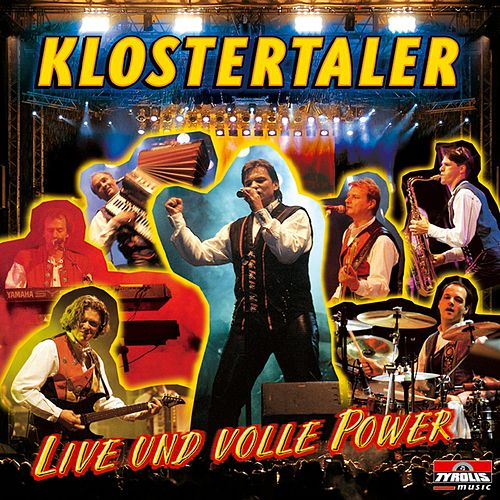 Live und volle Power von Klostertaler