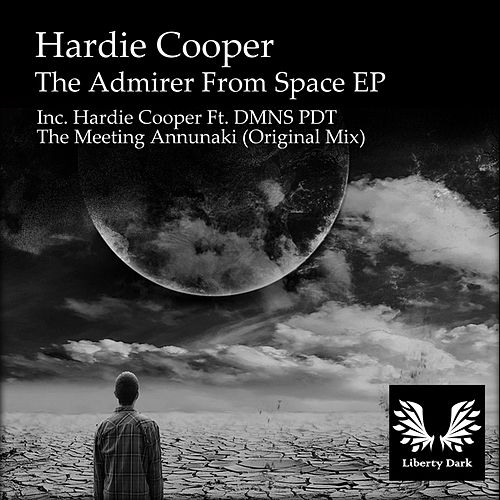 The Admirer From Space - Single by Hardie Cooper