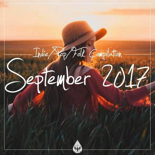Indie / Pop / Folk Compilation - September 2017 de Various Artists