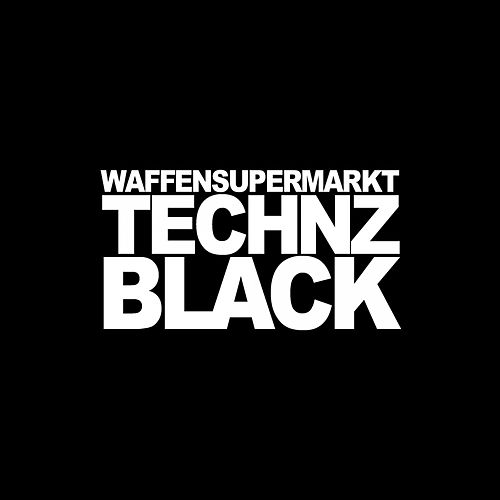 Technz Black by Waffensupermarkt