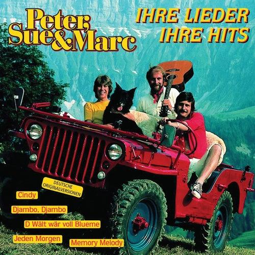 Ihre Lieder, ihre Hits (Deutsche Originalversionen / Remastered) de Sue Peter