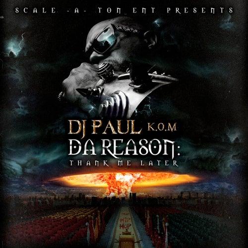 Da Reason: Thank Me Later by DJ Paul