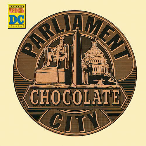 Chocolate City di Parliament