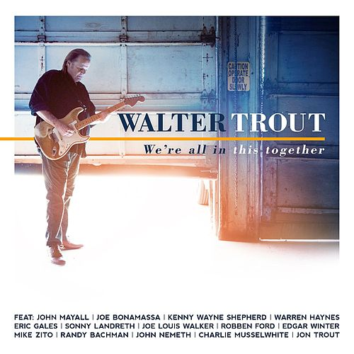 We're All In This Together von Walter Trout