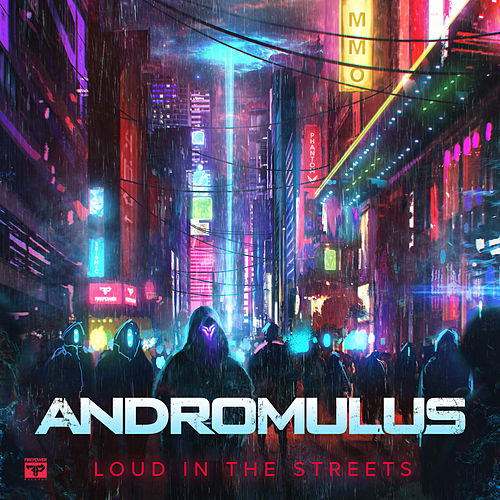 Loud In The Streets by Andromulus