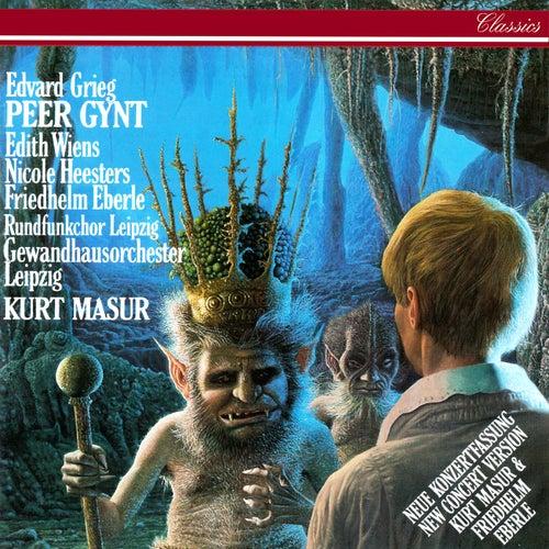 Grieg: Peer Gynt de Kurt Masur
