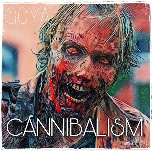 Cannibalism by Goya