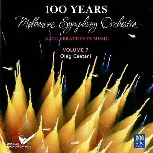 MSO – 100 Years Vol. 7: Oleg Caetani von Oleg Caetani