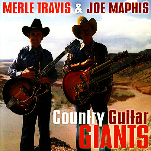 Country Guitar Giants de Merle Travis