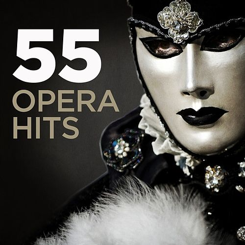 55 Opera Hits von Various Artists