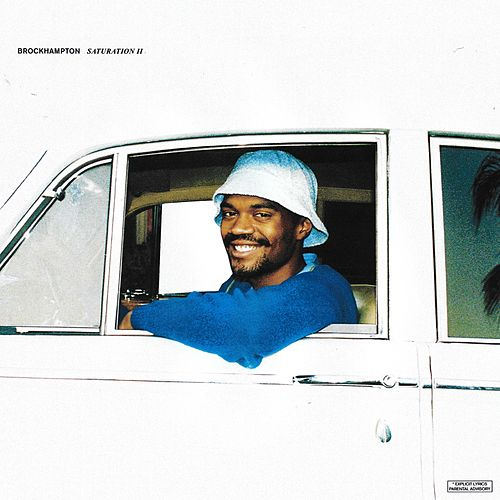 Saturation 2 van BROCKHAMPTON