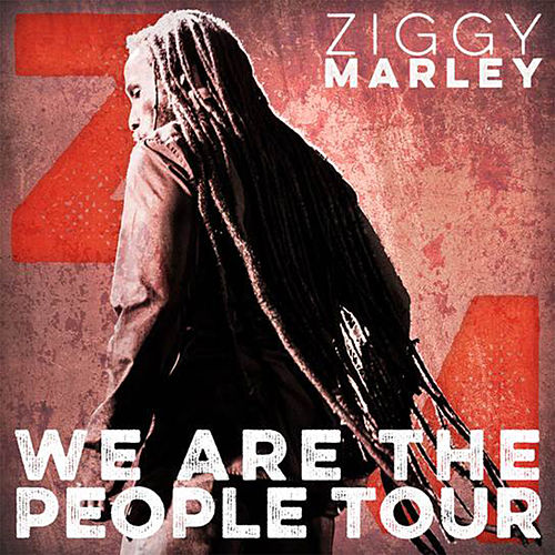 We Are The People Tour von Ziggy Marley