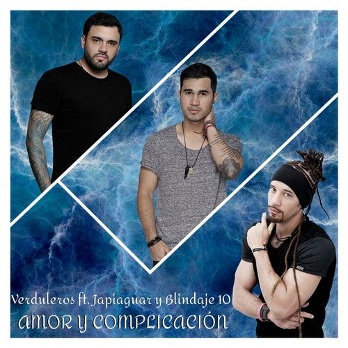 Amor Y Complicacion (feat. Japiaguar & Blindaje 10) de Los Verduleros