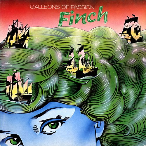 Galleons of Passion von Finch