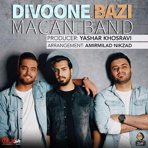 Divooneh Bazi by Macan Band